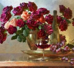 Розы медь 2
